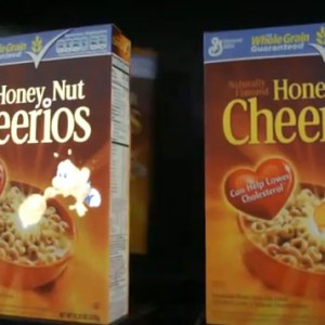 eCoupled Electric Cereal Boxes