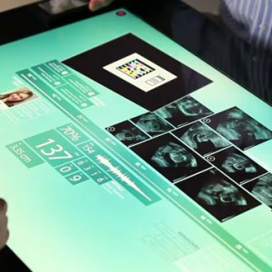 The Microsoft Surface 2.0 Experience