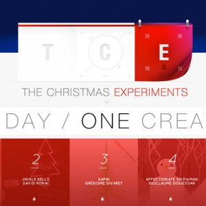 Christmas Experiments