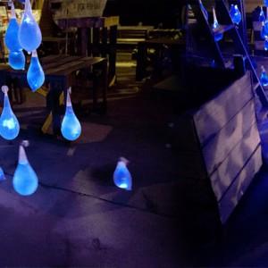 LLuvia interactiva / Rain interactive