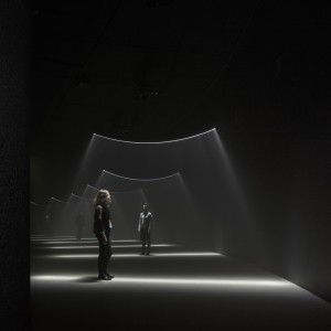 United Visual Artists' Momentum