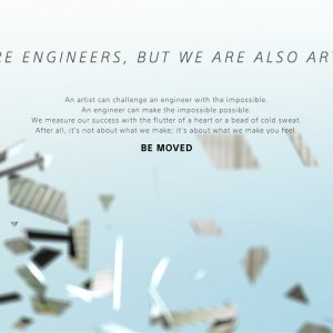 Sony – Be Moved